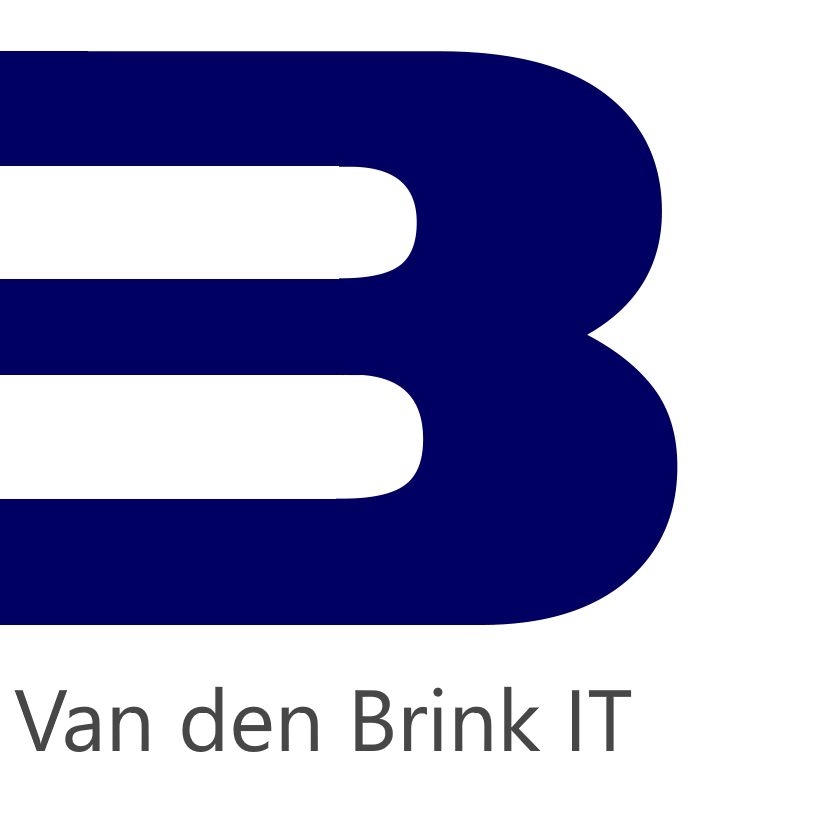 Van den Brink IT | Branding